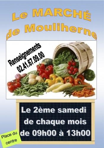 marché Mouliherne